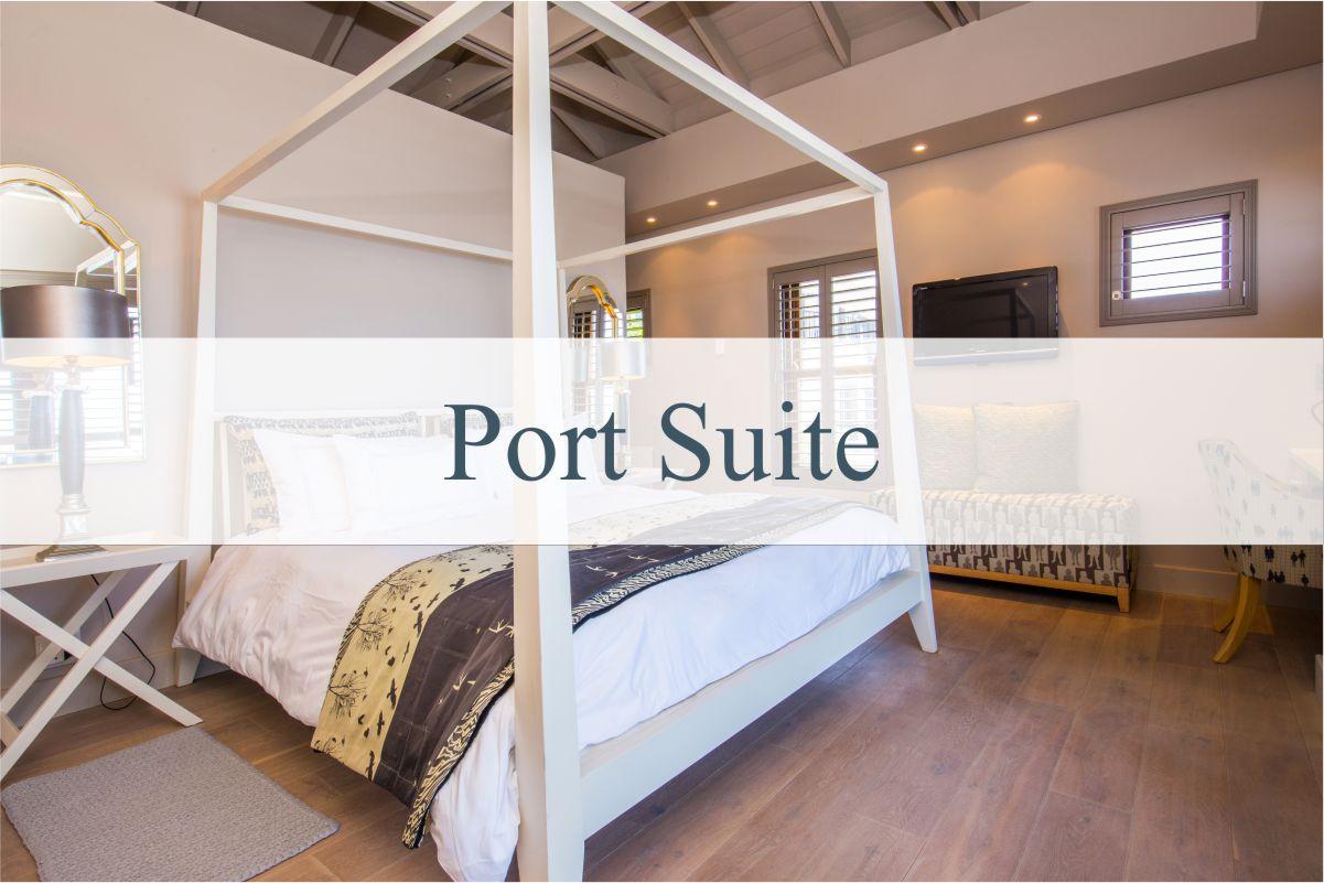 port suite